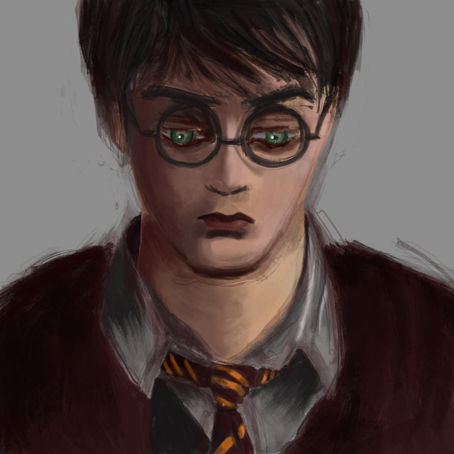 Potter - You Have Your Mother's Eyes by smackpop