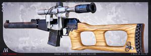 Vintorez -shot 2