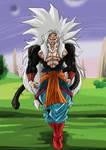Goku SSJ6 (Colores Alternativos)