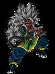 Goku ssj5 kamehameha