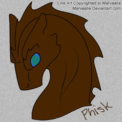 Osask's Phisk by Hannawolf