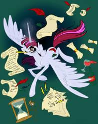 Lauren's Ponysona