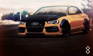 Audi S5 Coupe - 2012