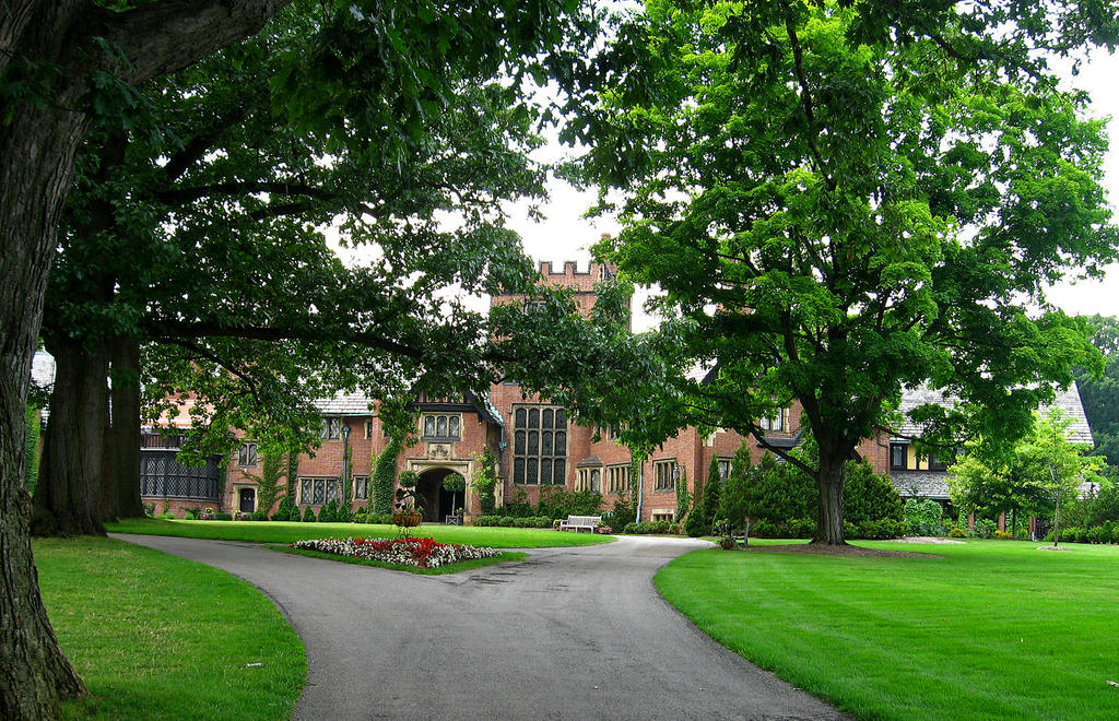 Stan Hywet Hall and Gardens by Elorine on DeviantArt