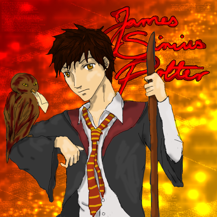 The Gallery For Gt Harry Potter Fan Art James And Lily