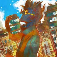 Freestyler by AlexServantes