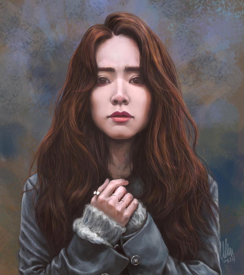 Han Ji Min by tman2009