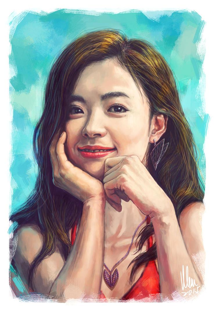 Han Hyo Joo by tman2009