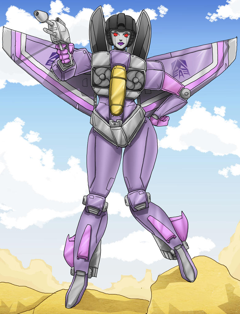 Female Decepticon Mp By Omegasupreme On Deviantart