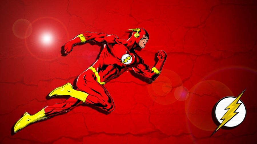 The Flash Wallpaper By Lsbigbro11