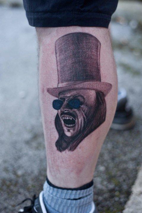 Dracula Tattoo By Autopirate