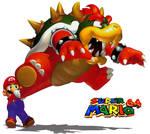 Super Mario 64 Throw