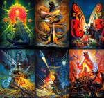 Godzilla Movie Posters