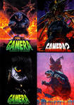 Gamera Posters
