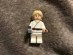 LEGO advent calendar day 4: Luke skywalker