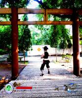 tenchu screenshot cosplay by ninj9