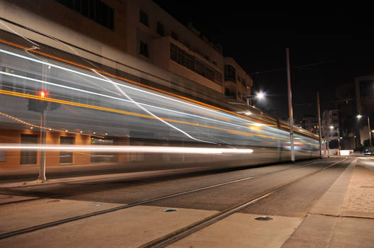 light tram way Rabat