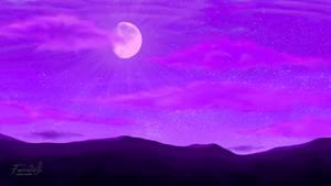 Feelin' Purple