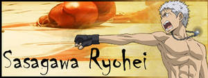 Ryohei in the ring by Gou-chan
