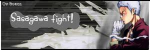 Sasagawa fight by Gou-chan