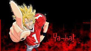 Ya-ha by Gou-chan