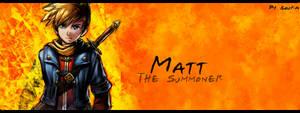 Matt the Summoner by Gou-chan