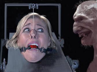 Terri Gets Trolled by BondageArt2015