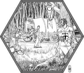 Loviatar Five cover by JayPenn