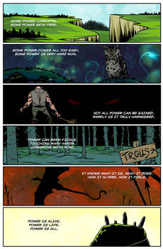 The Circle #2 page 1