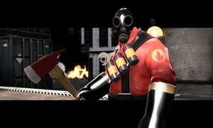 Team Fortress 2 Pyro WP