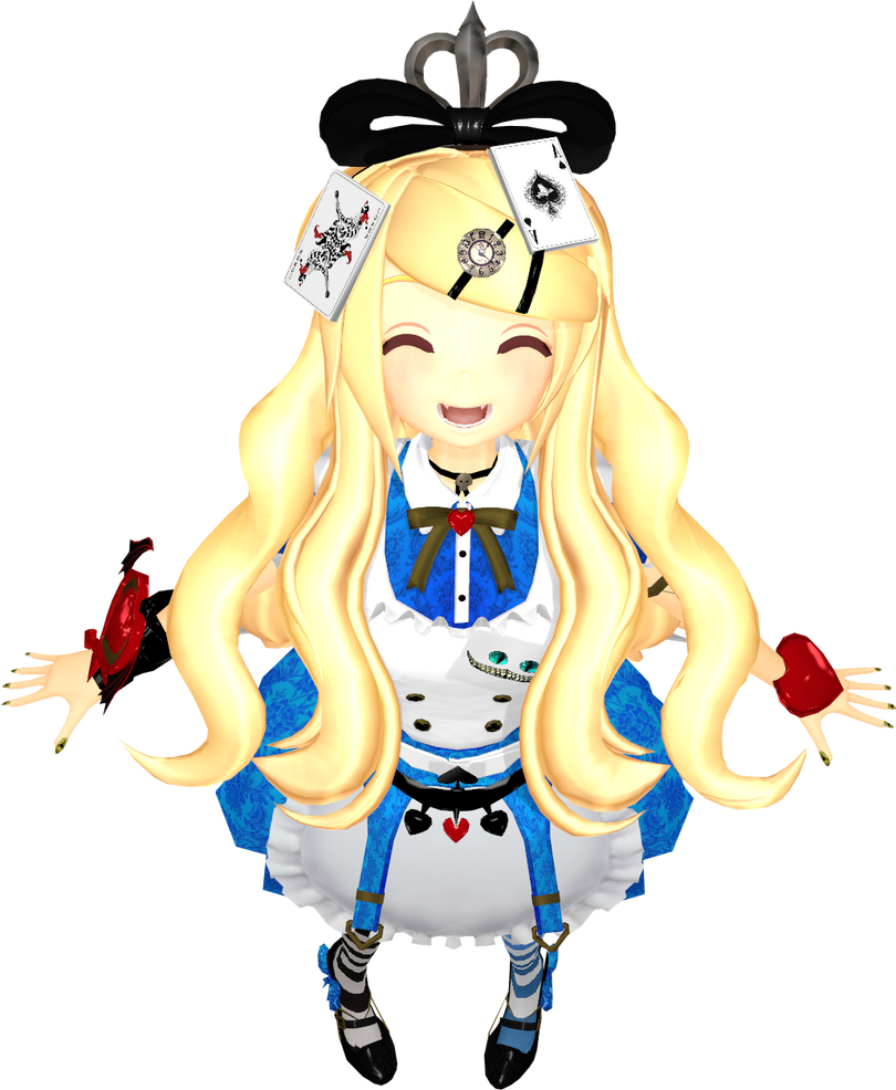 Mmd Alice