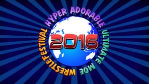 [WF2016] Official Logo