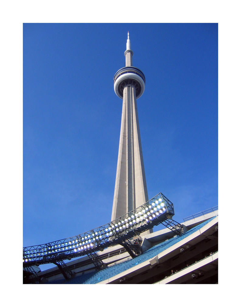 CN Tower 4 by rebelx