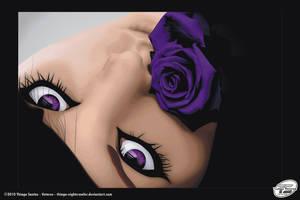 Gothic Girl by Thiago-NightCrawler