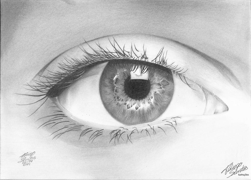 Olho by Thiago-NightCrawler