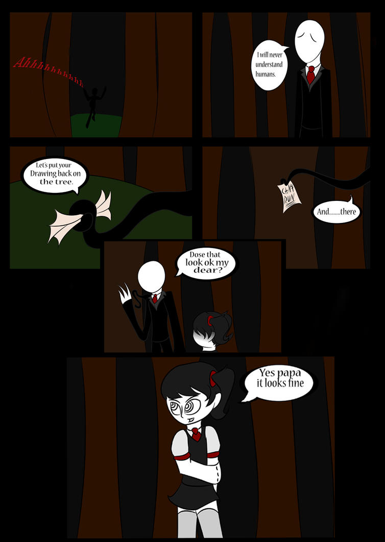 Creepypasta chronicels page 2 by pshattuck
