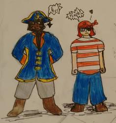 Pirates by nharmoniafangirl14