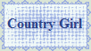 Country Girl Stamp by Nerdy-pixel-girl