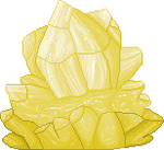 Yellow Crystal F2U