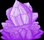 Violet Crystal F2U by Nerdy-pixel-girl