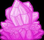 Fuchsia Crystal F2U