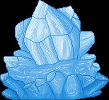 Blue Crystal F2U by Nerdy-pixel-girl