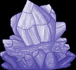 Periwinkle Crystal F2U by Nerdy-pixel-girl