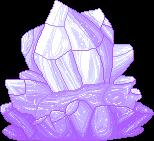 Lilac Crystal F2U by Nerdy-pixel-girl