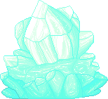 Ice Crystal F2U by Nerdy-pixel-girl