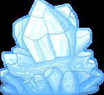 Baby Blue Crystal F2U