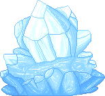 Baby Blue Crystal F2U by Nerdy-pixel-girl