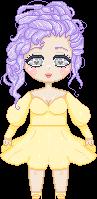 Lacy Mini Pagedoll NF2U by Nerdy-pixel-girl