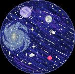 Space F2U by Nerdy-pixel-girl