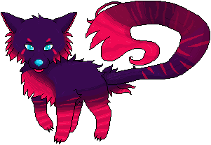 Feral For Martith NF2U by Nerdy-pixel-girl